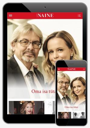 Eesti Naine digiajakiri
