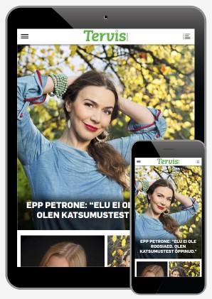 Tervis Pluss digiajakiri